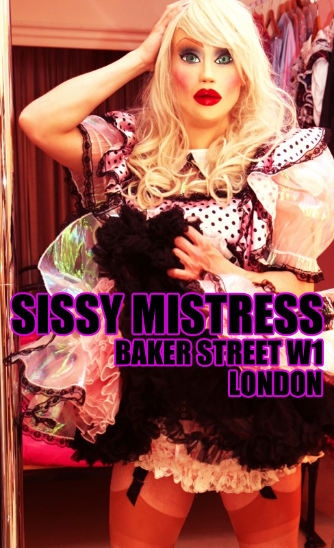 London Sissy Mistress