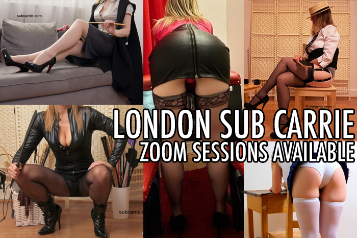 london submissive carrie