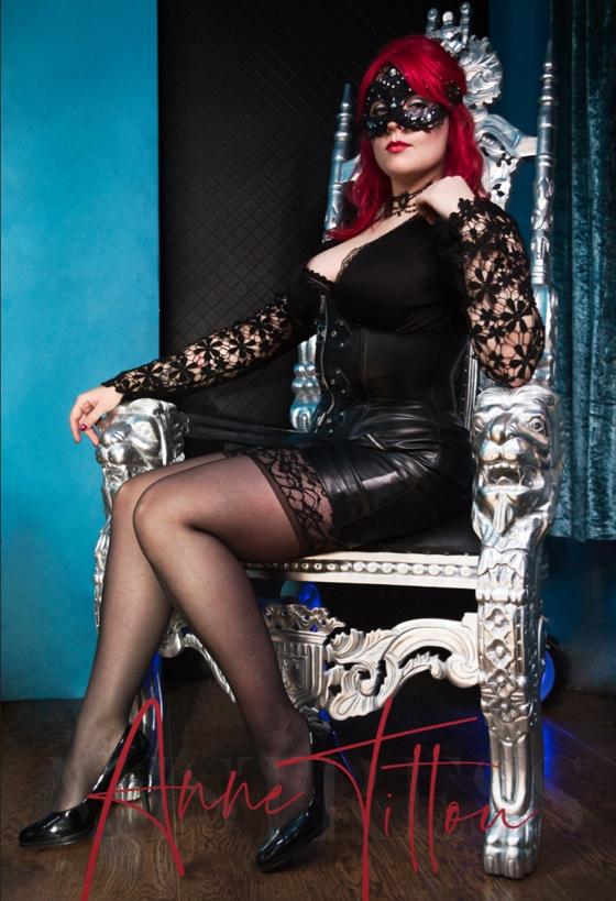 London Mistress Anne Tittou