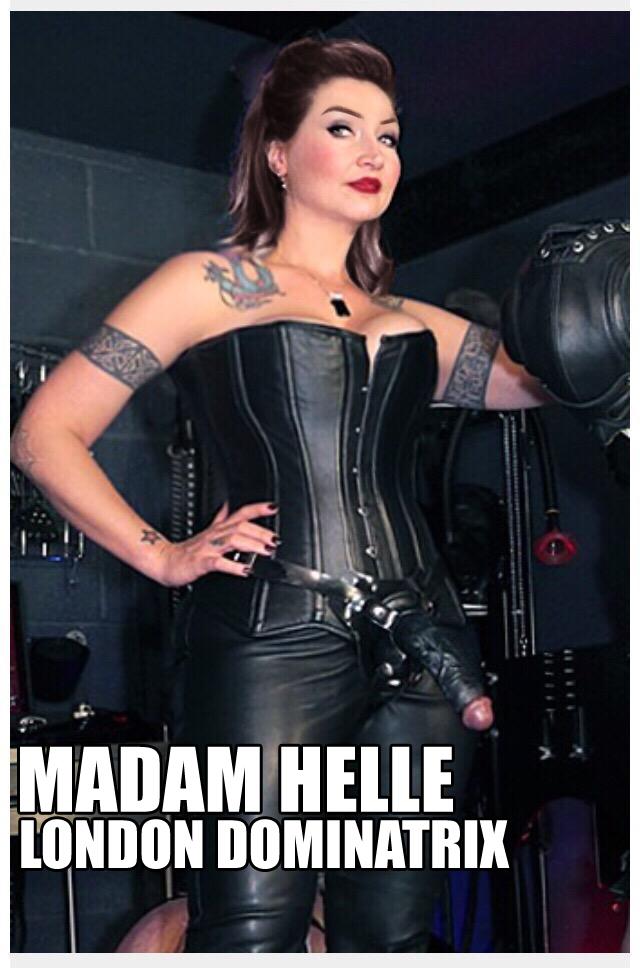 London Mistress Madam Helle